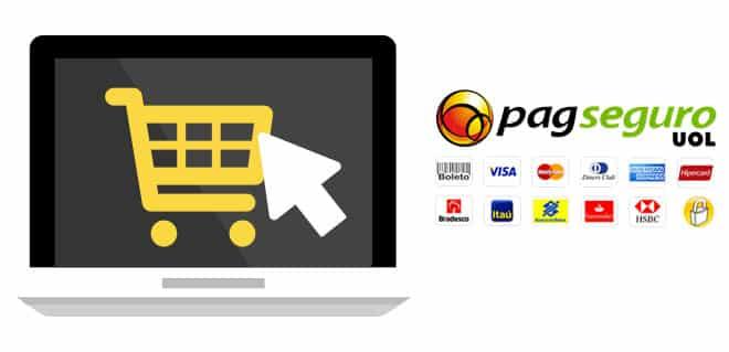 af88088ca50067 Como criar uma loja virtual: Grátis, Domínio Próprio e PagSeguro ...