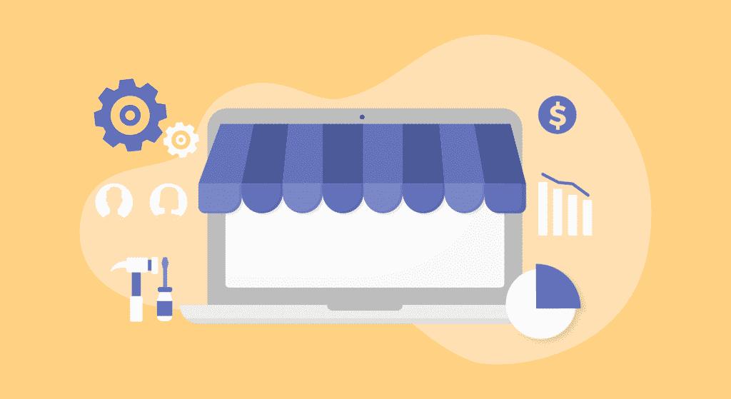d69305d4d Como criar uma loja virtual: Grátis, Domínio Próprio e PagSeguro ...
