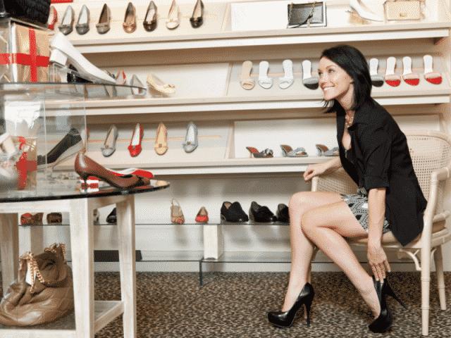 loja virtual de calçados